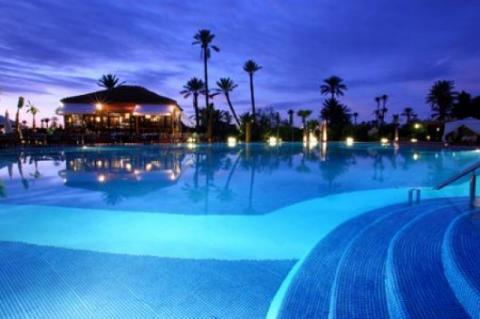 Achat villa Marrakech Palmeraie