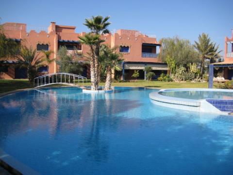 Vente villa Marrakech Extérieur Route Ourika