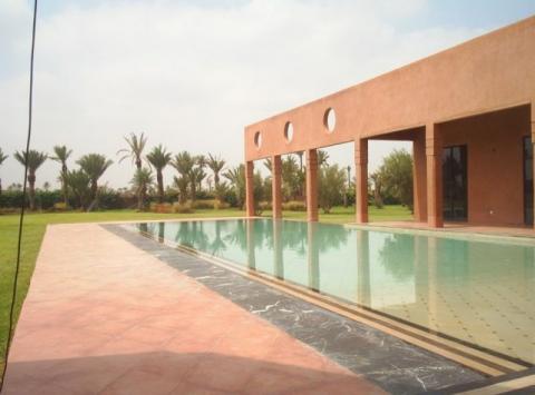 Maison à vendre demeure de prestige Marrakech Palmeraie