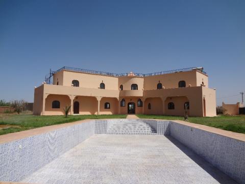 Vente villa Marocain Marrakech Extérieur Ecole américaine