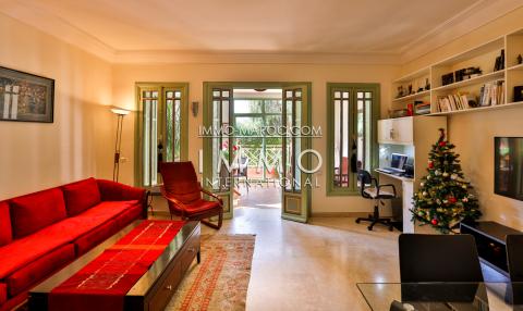 appartement une chambre hivernage marrakech