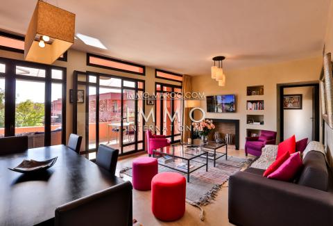 Vente appartement Contemporain Marrakech Golfs