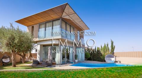villa vente Moderne Marrakech Golfs Amelkis