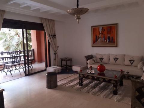 Location appartement Moderne Marrakech Centre ville