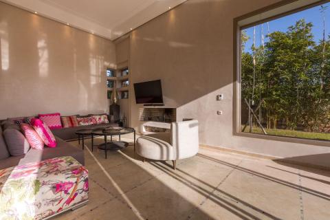 Villa à louer Contemporain Marrakech Golfs
