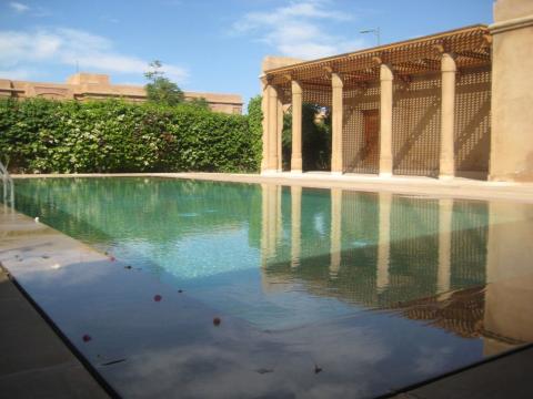 Location maison Marocain épuré Marrakech Centre ville Targa