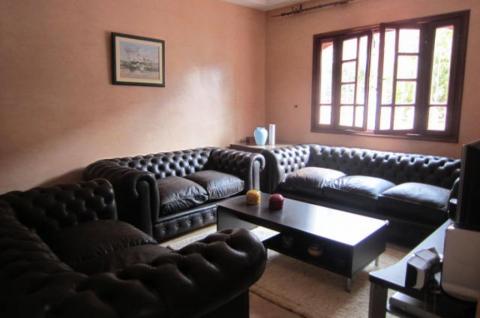 Villa à louer Marocain épuré Marrakech Centre ville Targa