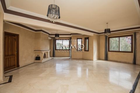 acheter appartement Marocain Marrakech Centre ville Lycée français - Camp El Ghoul