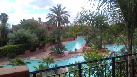 villa achat Contemporain Marrakech Palmeraie Circuit Palmeraie