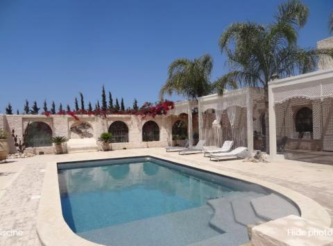 Location villa Marocain épuré Essaouira Extérieur Essaouira