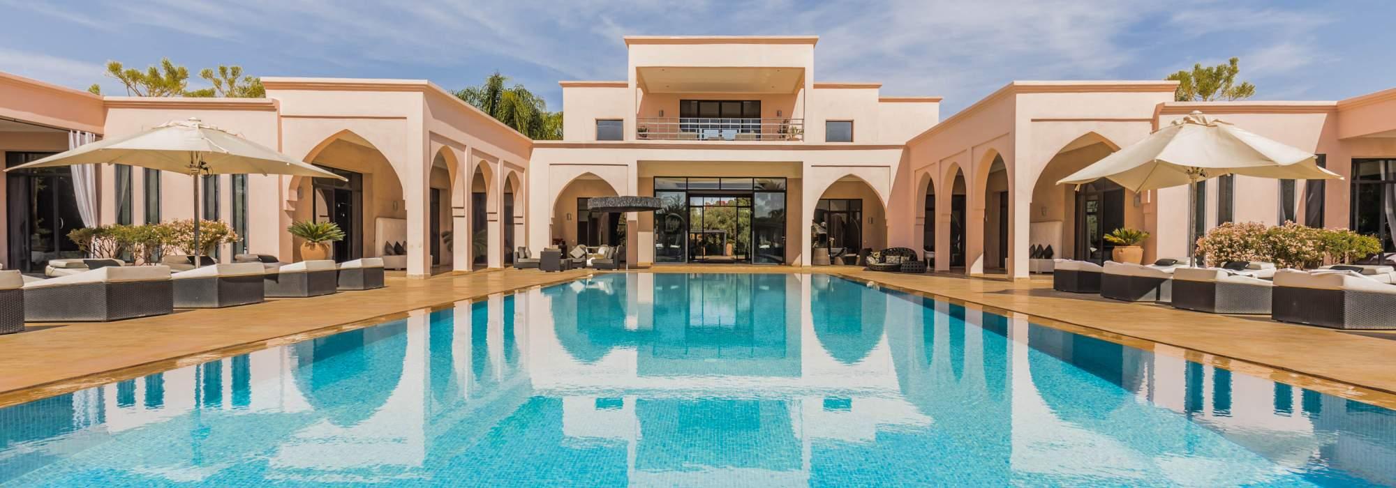 maison a vendre route de fes marrakech