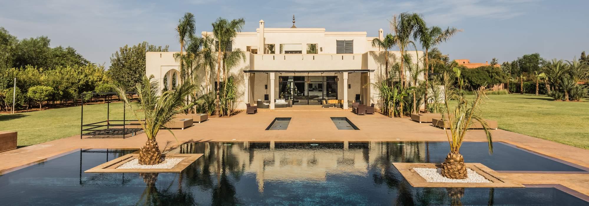 achat belle propriété marocaine à  Bab Atlas