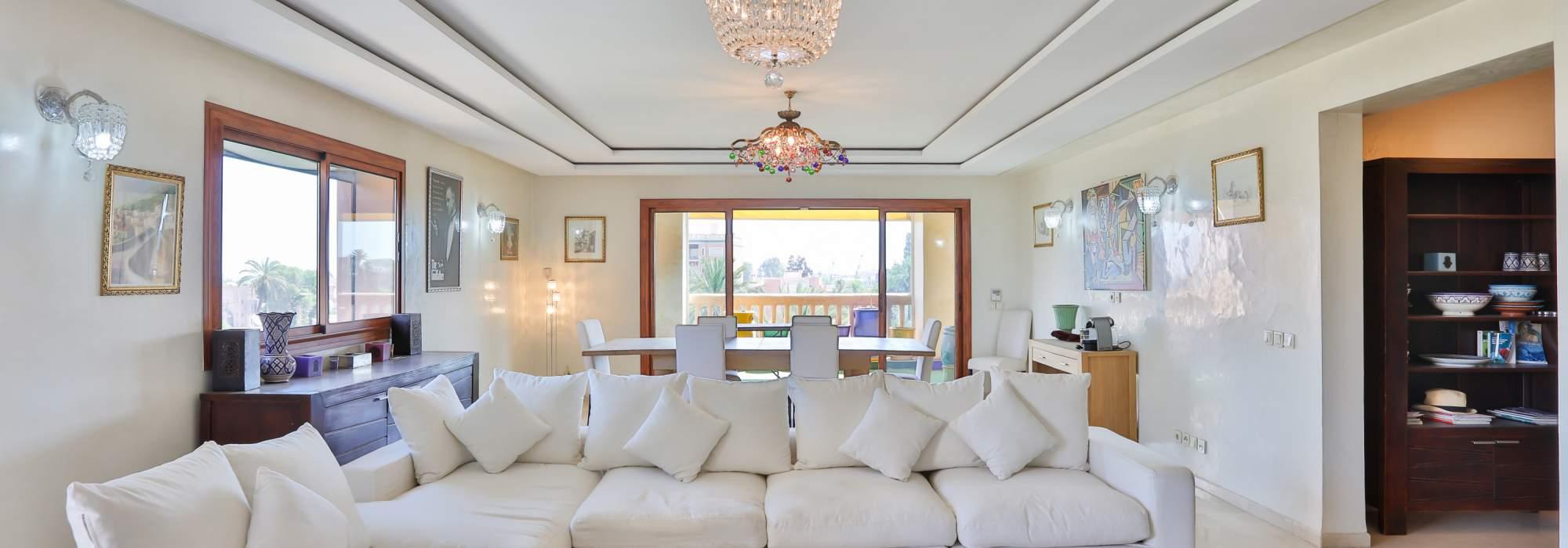 appartement a vendre hivernage marrakech