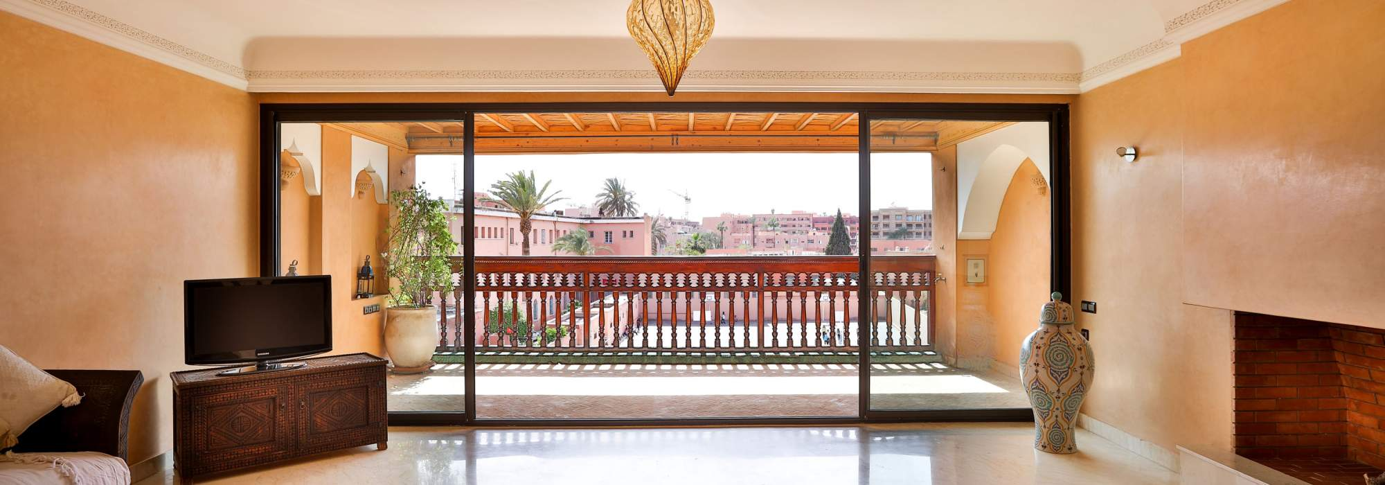 appartement a vendre majorelle marrakech