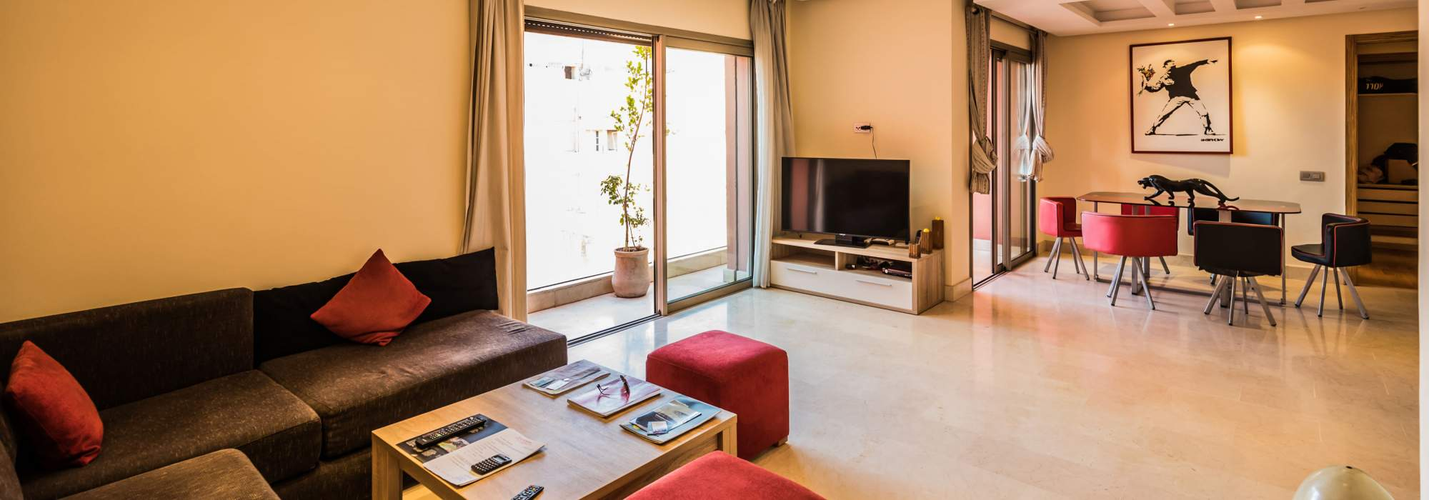 appartement de prestige a vendre marrakech