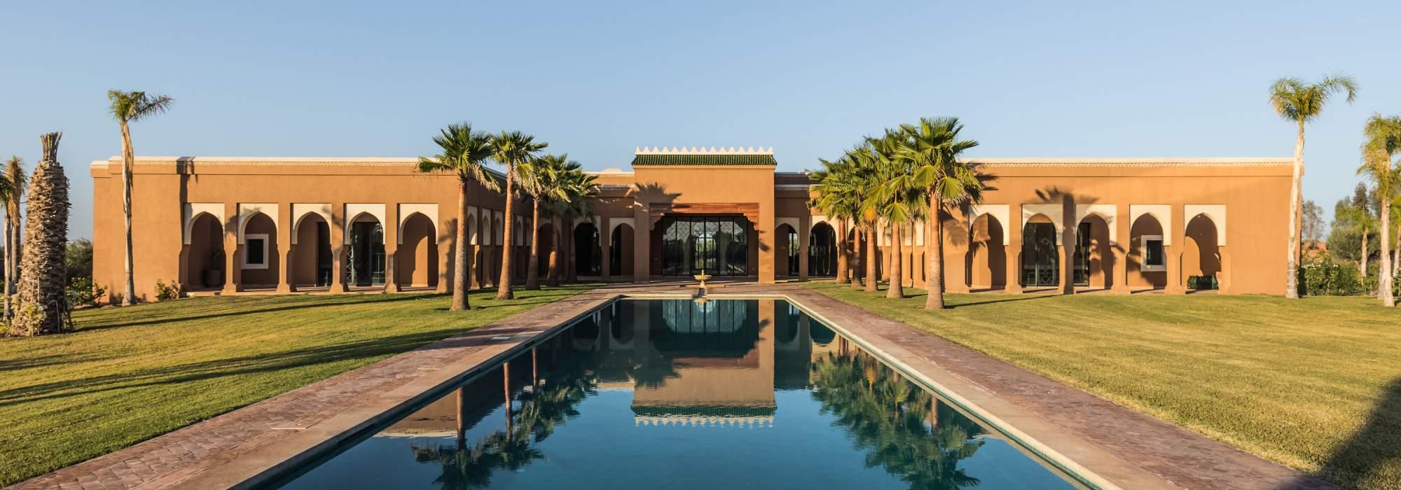 villa a vendre route de ouarzazate