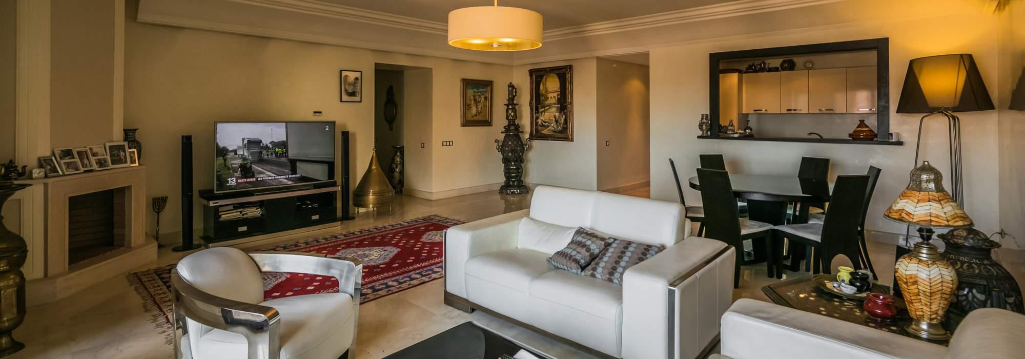 appartement a vendre au centre ville marrakech