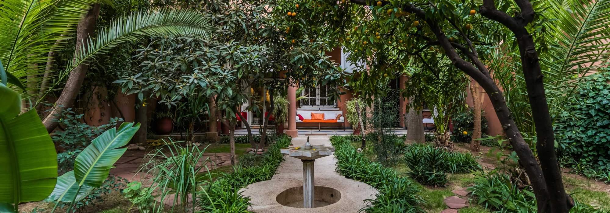 villa a vendre centre ville marrakech