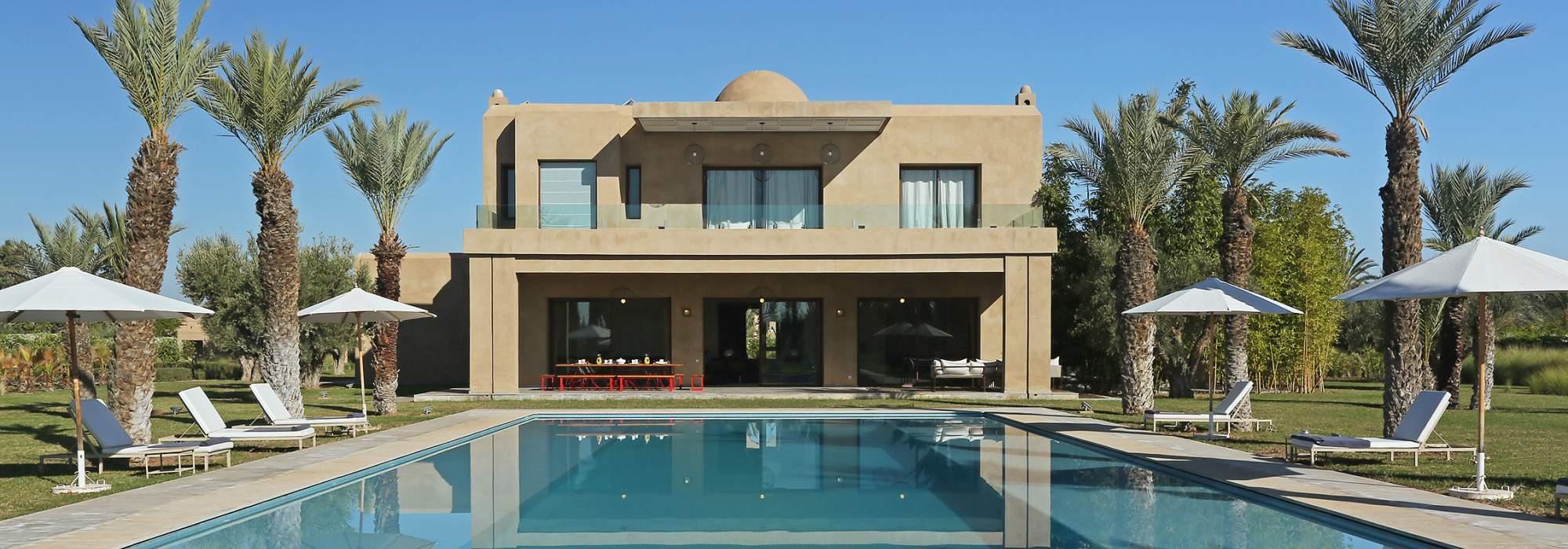 vente maison d'hotes de luxe  marrakech