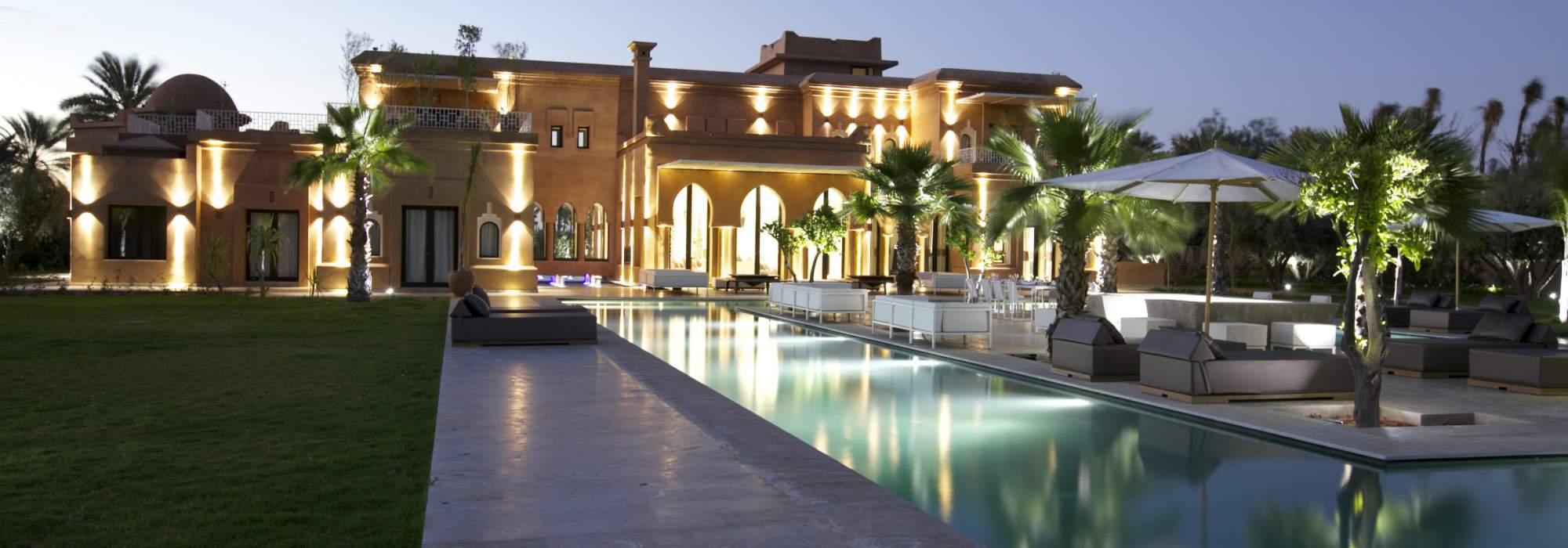luxe villa a vendre palmeraie marrakech