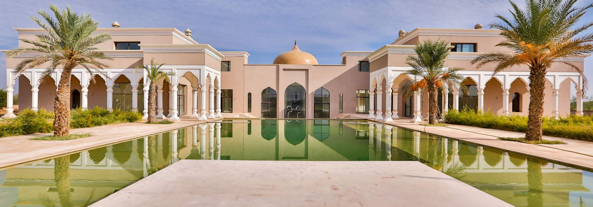 palais de luxe a vendre à marrakech