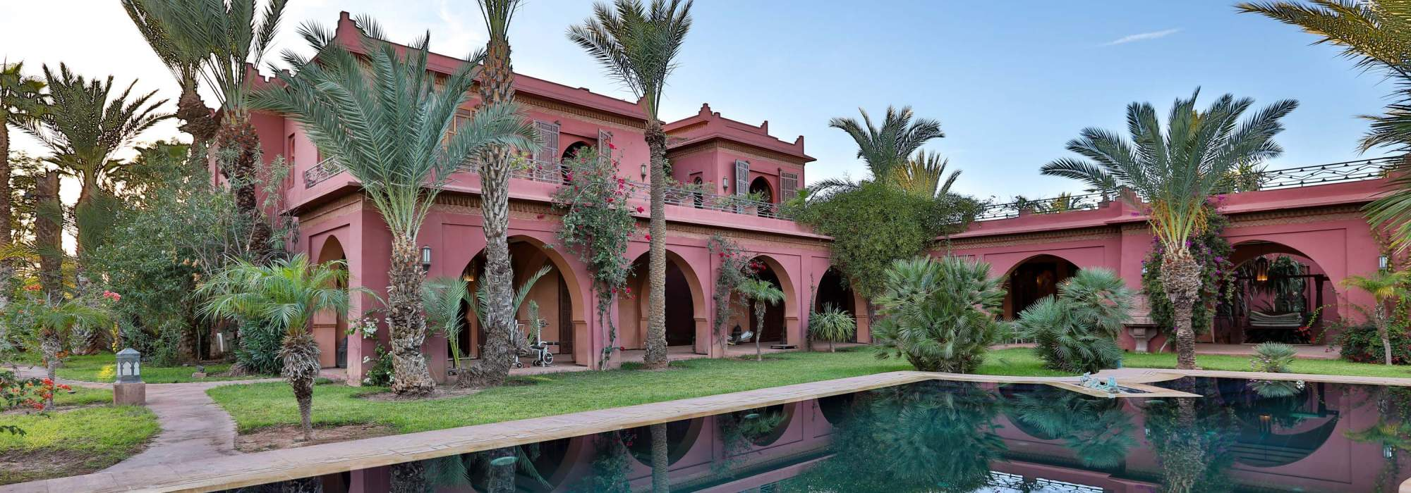 villa a vendre palmeraie marrakech