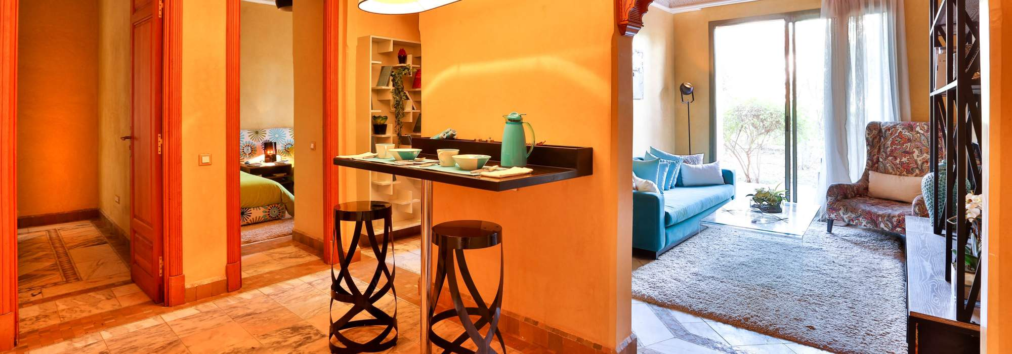 appartement a vendre palmeraie marrakech