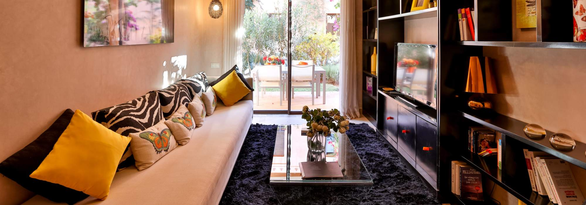 appartement a vendre sur golf à Marrakech