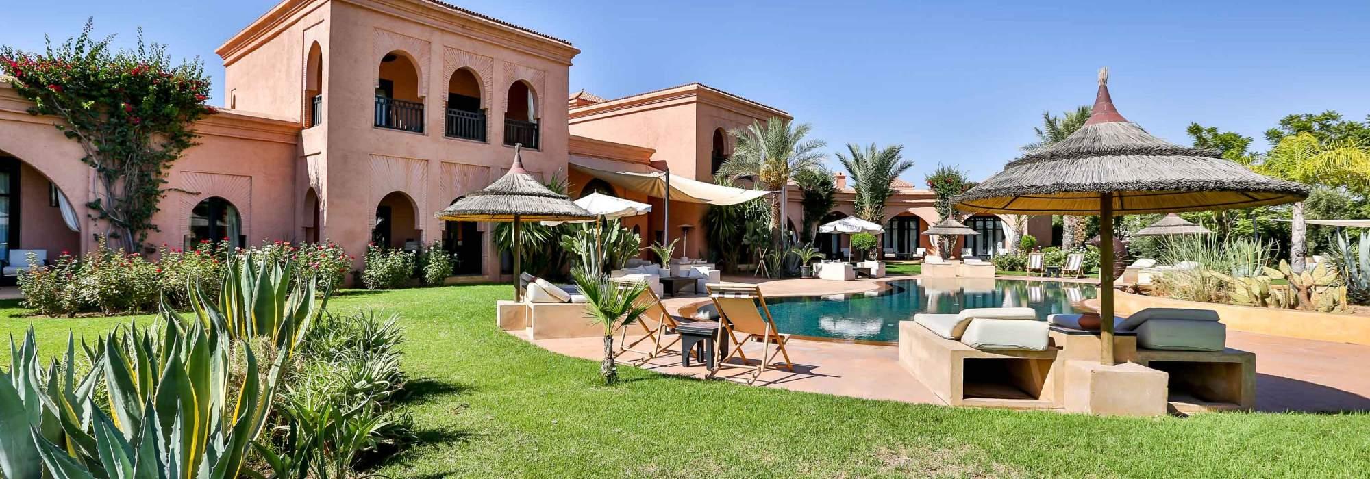 maison d hotes vendre route d'ourika marrakech