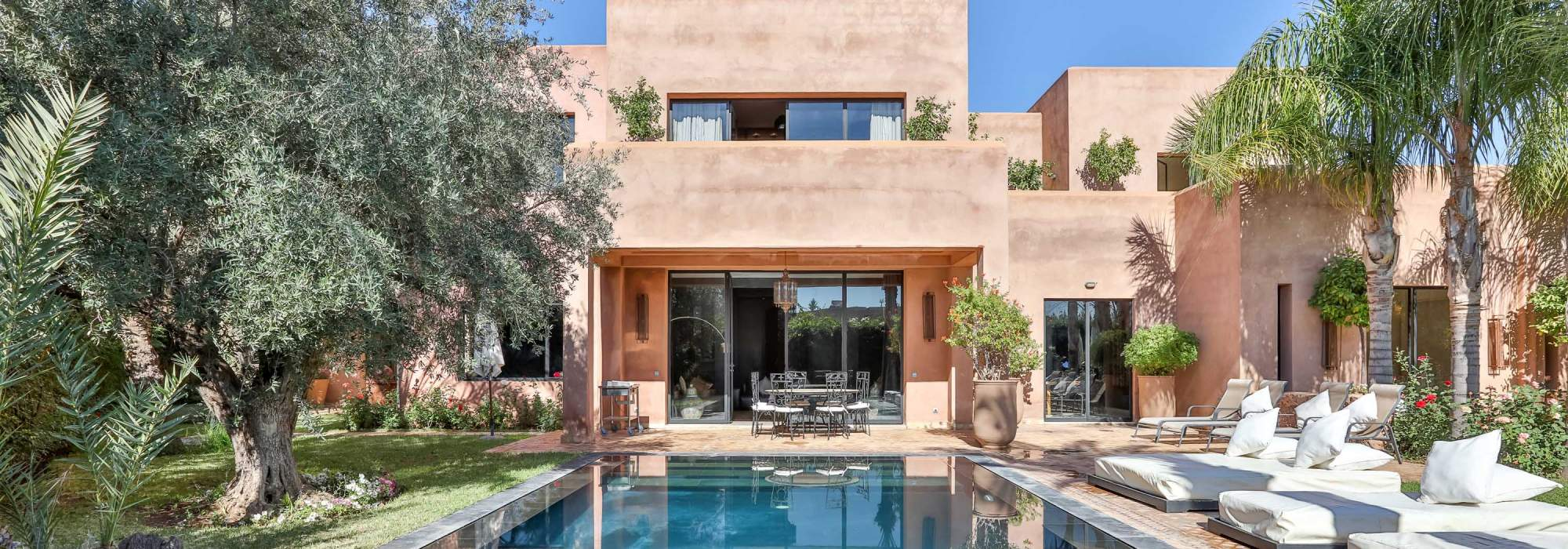 villa a vendre golf d'amelkis marrakech