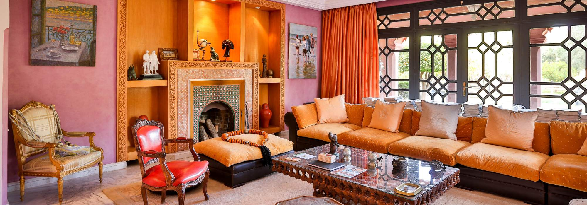vente palais palmeraie marrakech