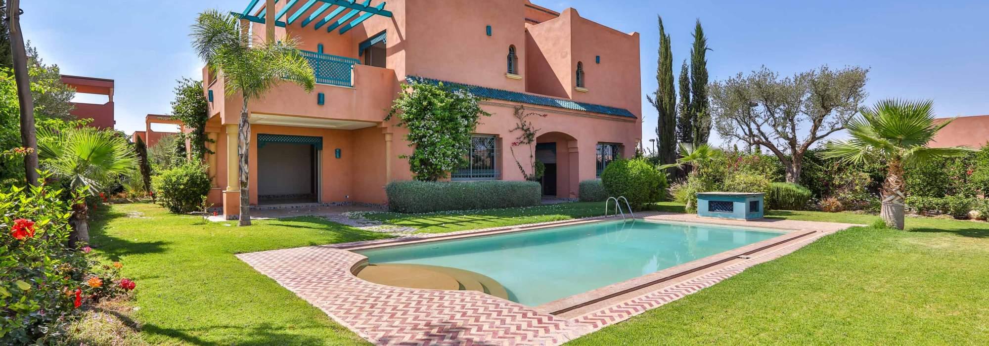 villa a vendre bab atlas marrakech