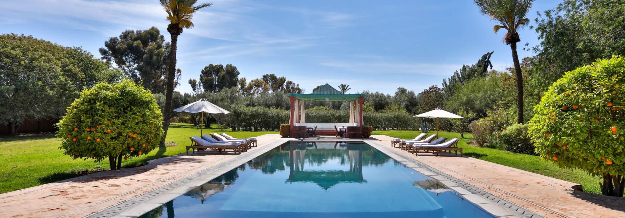 villa boccara a vendre palmeraie marrakech