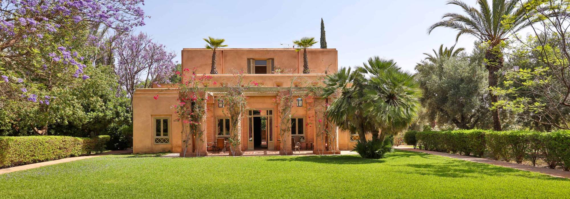villa de charme a vendre palmeraie marrakech