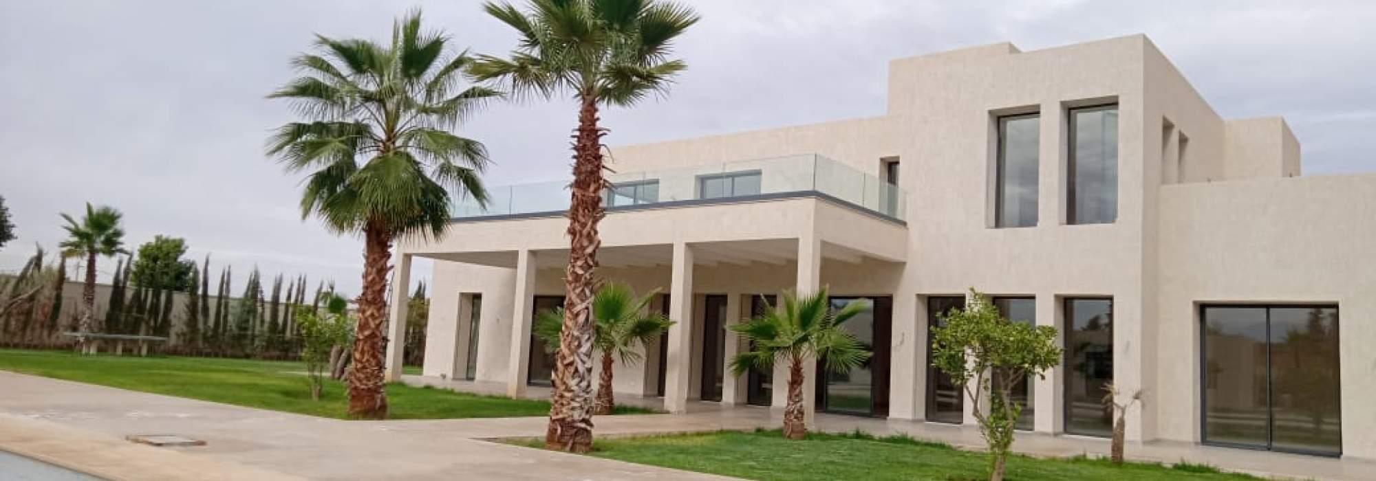 Villa avec VNA