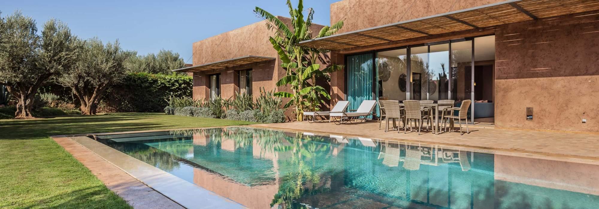 villa a vendre golf marrakech