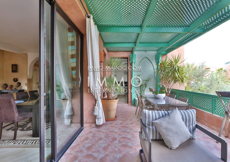 acheter appartement luxe marrakech