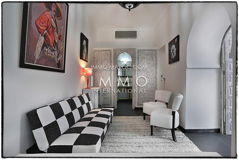 achat riad car Moderne Marrakech moins de 10 minutes de la place Kasbah