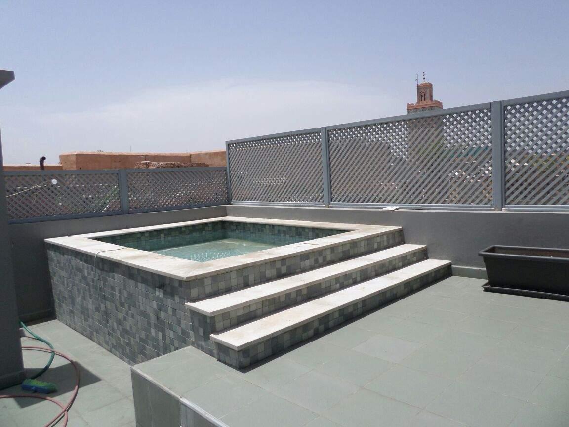 Riad à vendre Contemporain Marrakech Place Jamaa El Fna