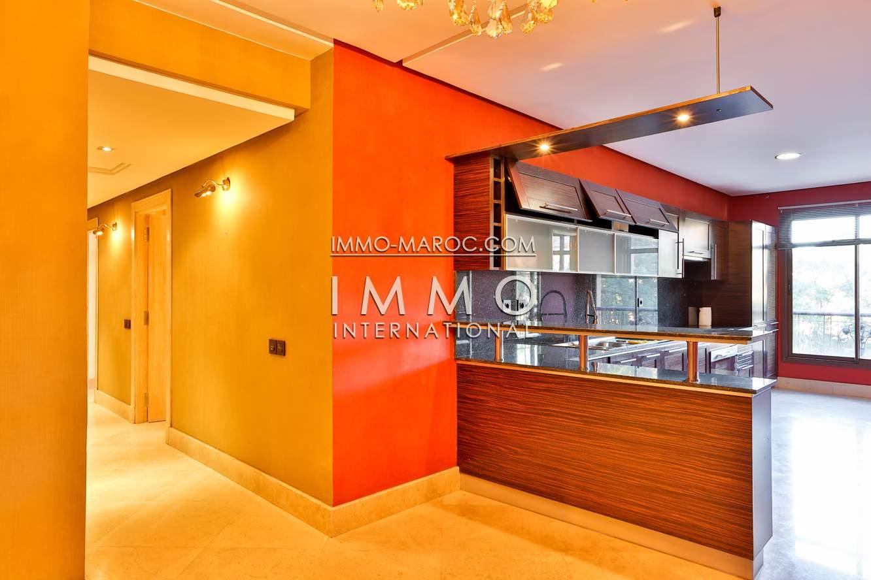 appartement de luxe hivernage à vendre