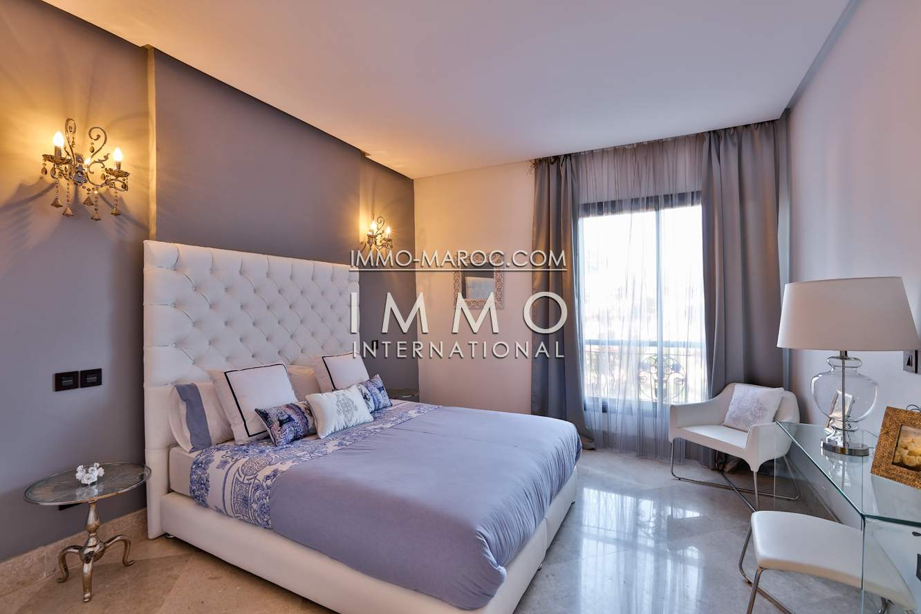 Achat appartement Moderne luxe Marrakech Hivernage