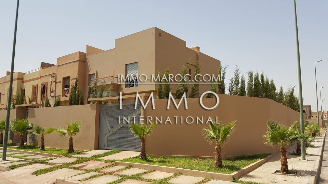 Photos de Villa Moderne a Targa marrakech | ImmoMaroc