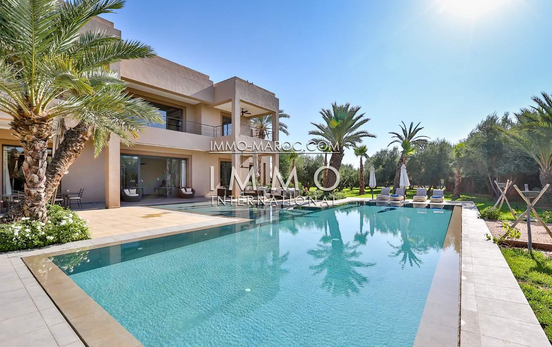 Achat villa Contemporain Marrakech