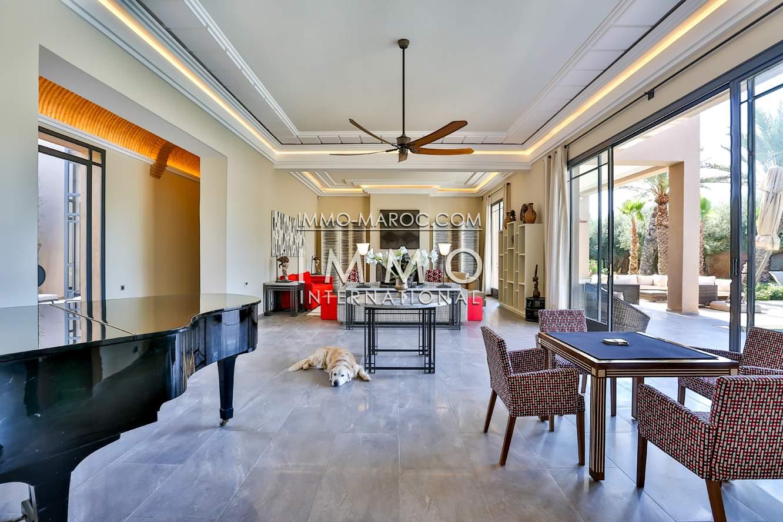 Vente villa Contemporain Marrakech