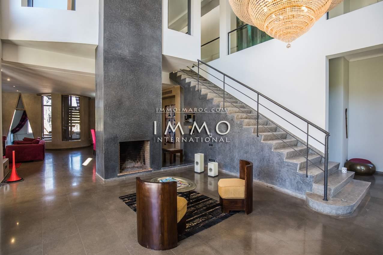 Photos de Villa Contemporain Palmeraie Marrakech | ImmoMaroc