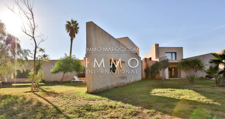 Achat villa Moderne Marrakech Palmeraie