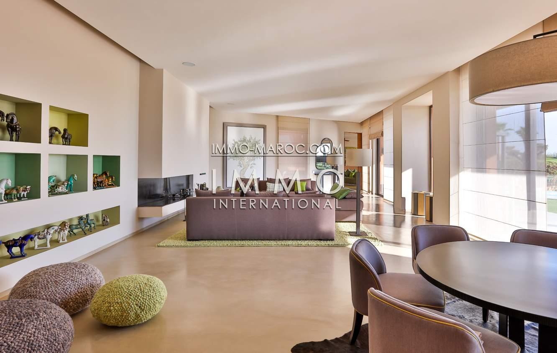Maison à vendre Moderne Prestige Marrakech Golfs Amelkis