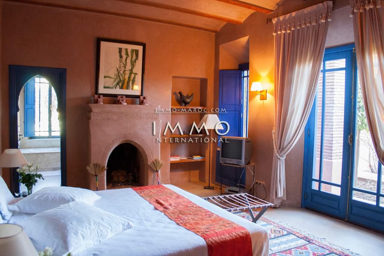 acheter maison Marocain épuré biens de prestige marrakech Marrakech Palmeraie