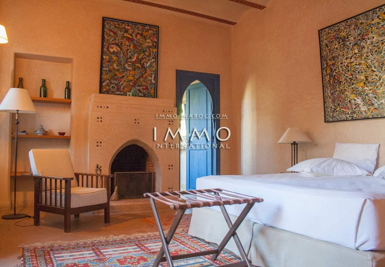 Maison à vendre Marocain épuré propriete luxe marrakech à vendre Marrakech Palmeraie