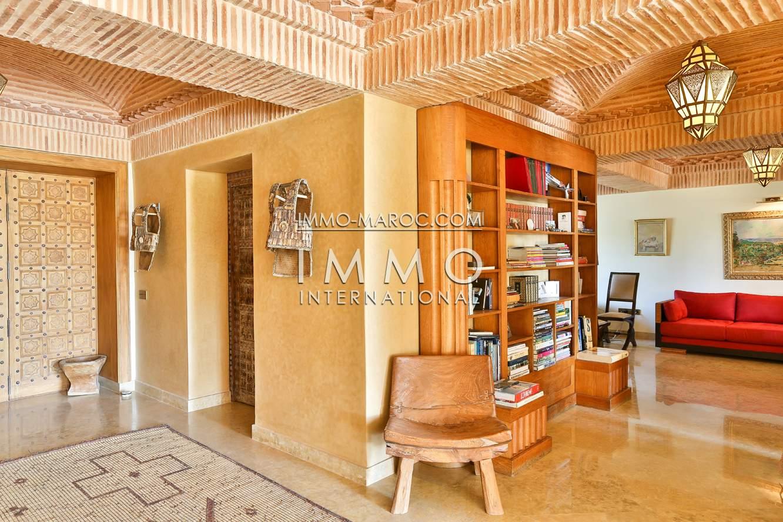Vente villa Marocain épuré Marrakech